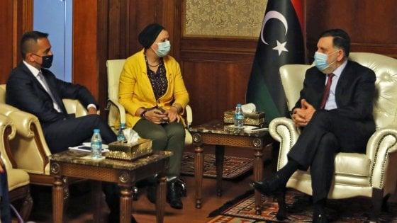 Di Maio: Libia apre a richieste Italia su memorandum migranti