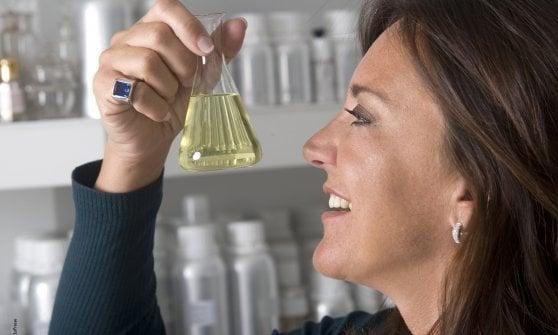 E l'olio extravergine diventa un profumo per la casa