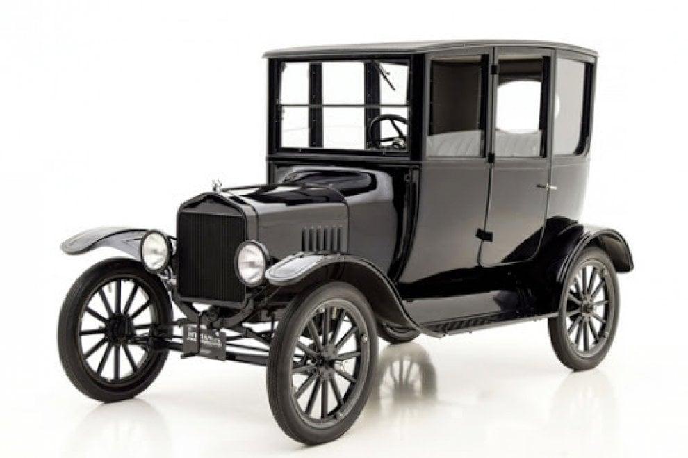 Le 10 auto che hanno fatto la storia