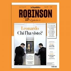 Robinson e il Salvator Mundi scomparso