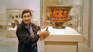 Paolo Giorgio Ferri, ritratto di un cacciatore di antichità rubate