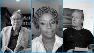 Volume 7: Oliver Stone, Chimamanda Adichie e Martin Amis leggono Oliver, Turgenev e Primo Levi
