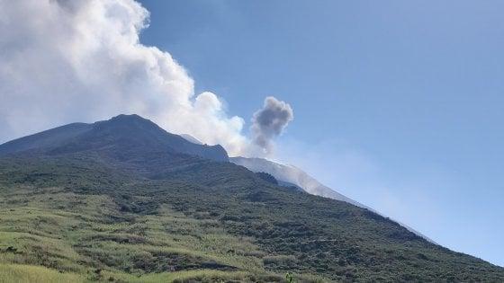 Stromboli, possibili segnali sulle eruzioni in arrivo