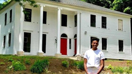 La storia di Robert: compra una casa costruita dagli schiavi e la dedica ai suoi antenati