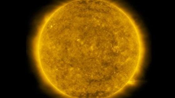 Sul Sole tornado 'magnetici' grandi come l'Europa