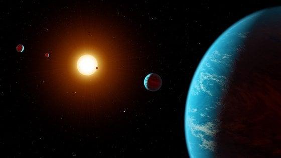 Dalla luce riflessa agli inquinanti: a caccia di indizi alieni per trovare ET