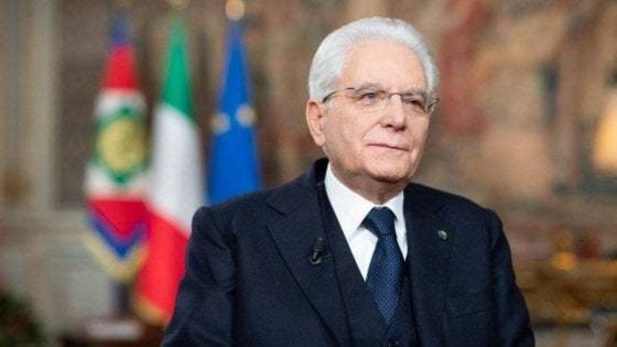 """Ustica, Mattarella: """"Ferita profonda per l'Italia, fondamentale il dovere della verità"""",Conte: """"La ricercheremo senza sosta"""""""