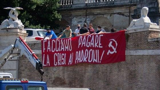 """""""Ambiguo e amico dei leghisti"""", la giovanile comunista abbandona Rizzo"""