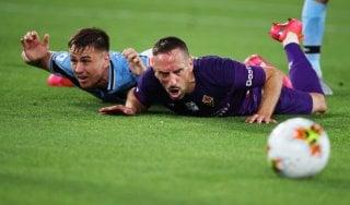 """Fiorentina, Iachini: """"Dovevamo chiuderla prima. Il rigore? Bravo Caicedo"""""""