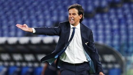 """Lazio, Inzaghi: """"Una squadra senza carattere non avrebbe mai vinto"""""""