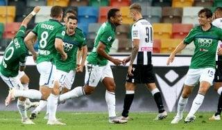 Udinese-Atalanta 2-3: Zapata e doppio Muriel, gli orobici blindano la Champions