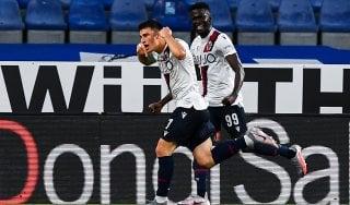 Sampdoria-Bologna 1-2: Barrow e Orsolini mettono nei guai i blucerchiati