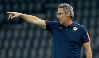 """Udinese, Gotti: """"Adesso la classifica mi preoccupa"""""""