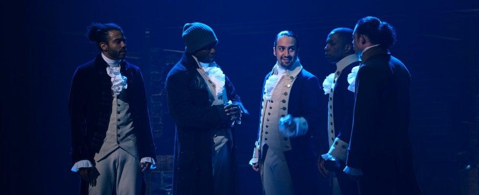 'Hamilton', il popolare musical si fa film in streaming. E racconta l'epica di uno dei padri fondatori degli Usa