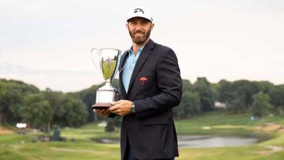 Golf, Travelers Championship: Johnson fa festa, Frittelli positivo al Covid-19