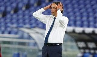 """Lazio, Inzaghi: """"Scudetto? Prima pensiamo a conquistare la Champions"""""""
