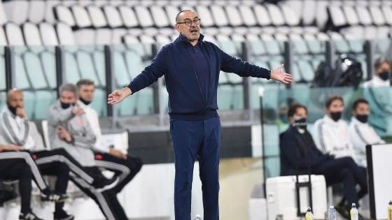 """Juventus, Sarri: """"Poche variabili, con il Genoa solo un paio di cambi"""""""