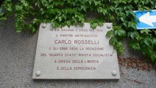Carlo Rosselli spiegato da Walzer