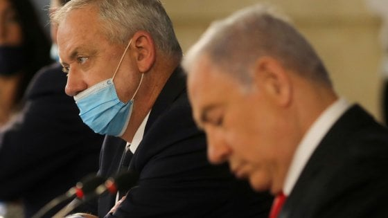 Israele, piano di annessione: Gantz sfida Netanyahu e non esclude un rinvio