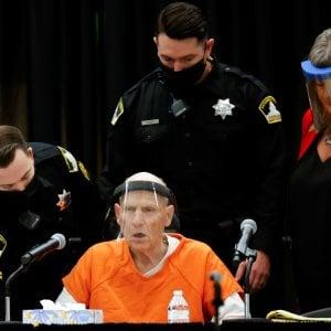 """Stati Uniti, il """"killer del Golden State"""" confessa 13 omicidi"""