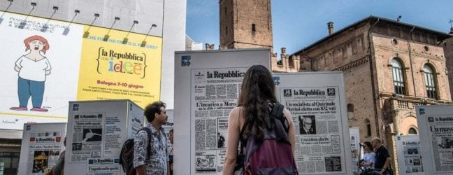 Repubblica delle idee, l'edizione 2020 a Bologna e sul web dall'8 al 10 luglio: iscrizioni aperteE' subito corsa alle prenotazioniIl programma