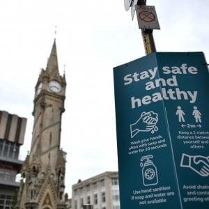 Coronavirus, il governo britannico mette Leicester in lockdown