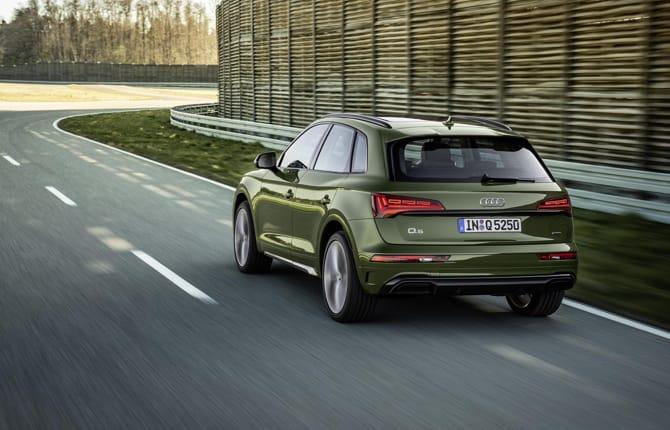 Nuova Audi Q5, tutto in un Suv