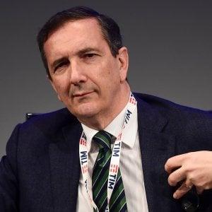 Luigi Gubitosi, ad di Tim