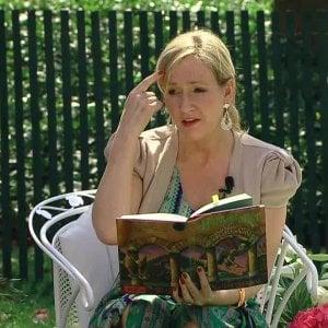 Su Twitter va in scena la lite Rowling-King