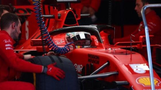 """F1, Ferrari in Austria con messaggio per Zanardi: """"Forza Alex"""""""