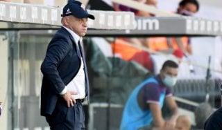 """Fiorentina, Iachini: """"Episodi arbitrali? Niente alibi, bisogna reagire sul campo"""""""