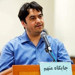 Iran, condannato a morte il giornalista Zam, rapito in Iraq nel 2019
