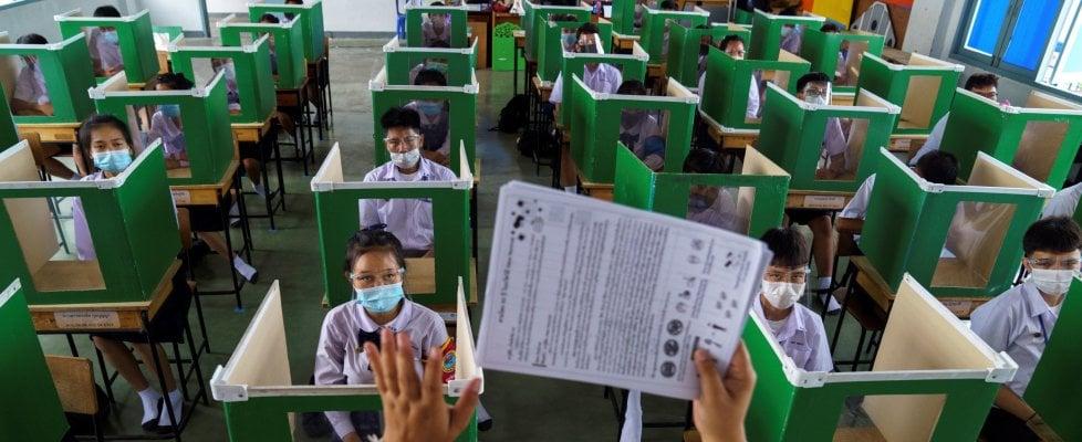 Coronavirus nel mondo, nuovo record Usa: 48mila casi. Oms: 60% di tutti i contagi registrati nell'ultimo mese