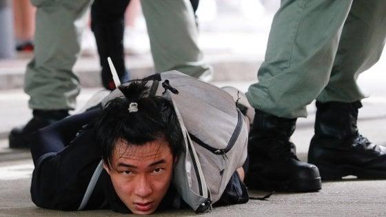Hong Kong: primi arresti per violazione della nuova legge sulla sicurezza nazionale
