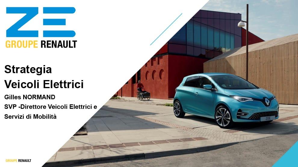 La strategia Green di Renault