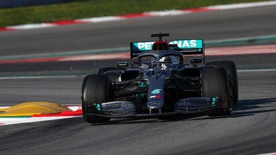 Formula Uno, tutto pronto per il mondiale 'light': la Mercedes resta la squadra da battere