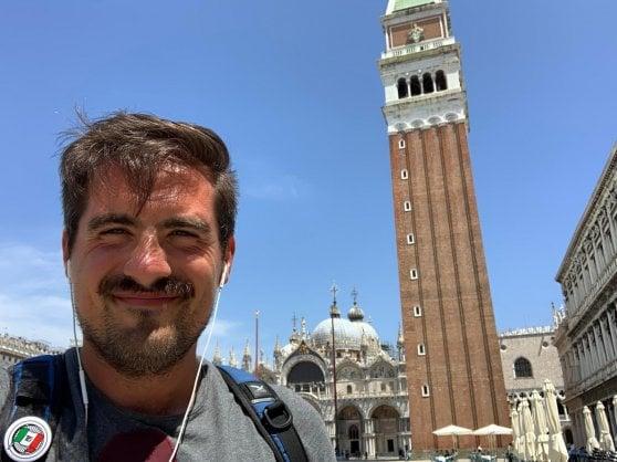 Accardo, l'ingegnere in bici: il mio viaggio lento e sostenibile nell'Italia della ripresa