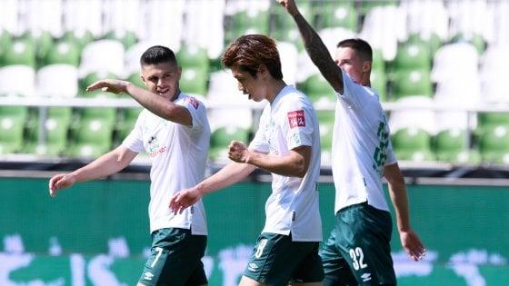 Germania, il vecchio Werder col fiato corto: si gioca tutto con il 'giovane' Heidenheim
