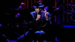 """Le cassette ritrovate Leonard Cohen: """"Vorrei essere più famoso e più amato"""""""