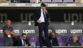 """Fiorentina, Iachini: """"Dobbiamo voltare pagina al più presto"""""""