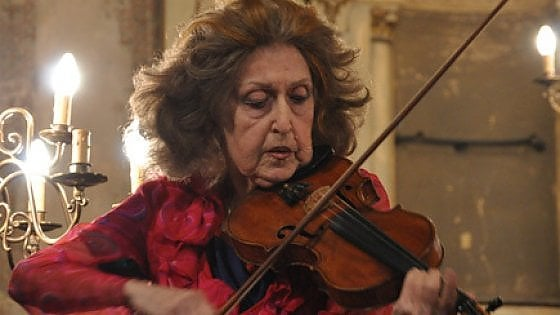 È morta Ida Haendel, leggenda del violino del Ventesimo secolo