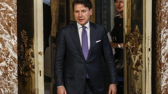 """Governo, Conte incontra Zingaretti: """"Piena convergenza su decreto semplificazioni: bisogna correre"""""""