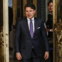 """Governo, Conte incontra Zingaretti: """"Piena convergenza su decreto semplificazioni: bisogna..."""