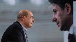 """Conte incontra Zingaretti: """"Convergenza su decreto semplificazioni: bisogna correre"""""""
