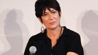 Caso Epstein, arrestata negli Usa la compagna Ghislaine Maxwell