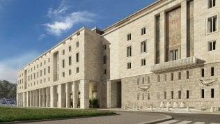 Presentato il Bulgari Hotel capitolino che valorizzerà con nuove luci l'Ara Pacis