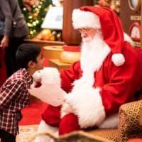 Babbo Natale è più reale degli alieni. Almeno per i bambini