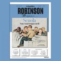 Robinson: immaginare la scuola di domani