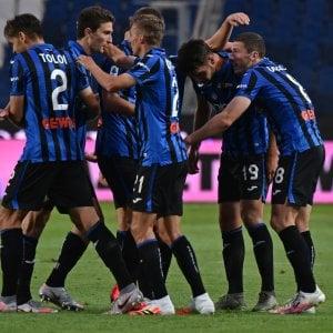 L'Atalanta va al massimo, Napoli battuto 2-0: è la settima vittoria di fila