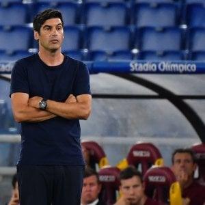 Fonseca, un altro allenatore divorato dalla Roma